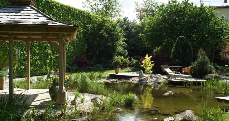 Garten mit Weitblick