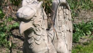 Gartenskulpturen aus Stein