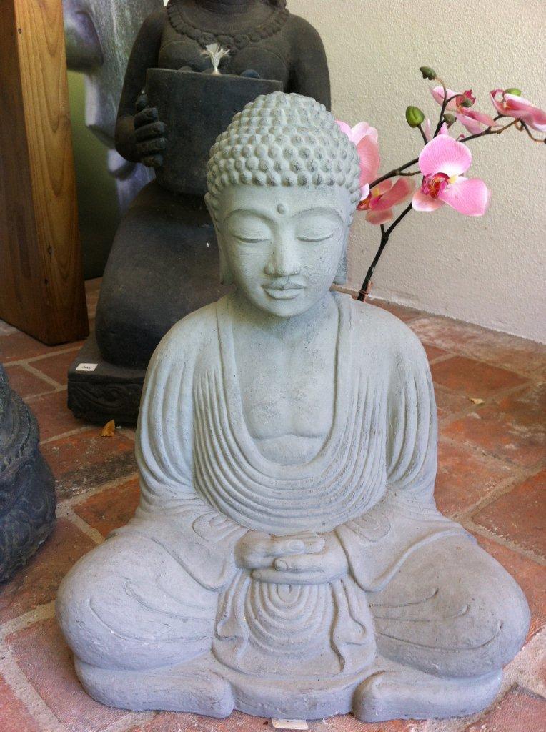 buddha statuen mehr als nur dekoration. Black Bedroom Furniture Sets. Home Design Ideas