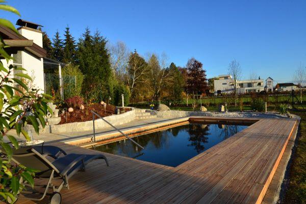 Bio-Pool – Naturpool – ein ganz besonderes Erlebnis