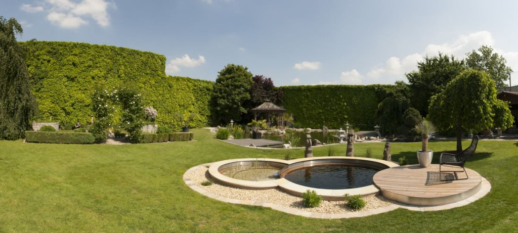 Naturpool - Biopool - Gartenglück